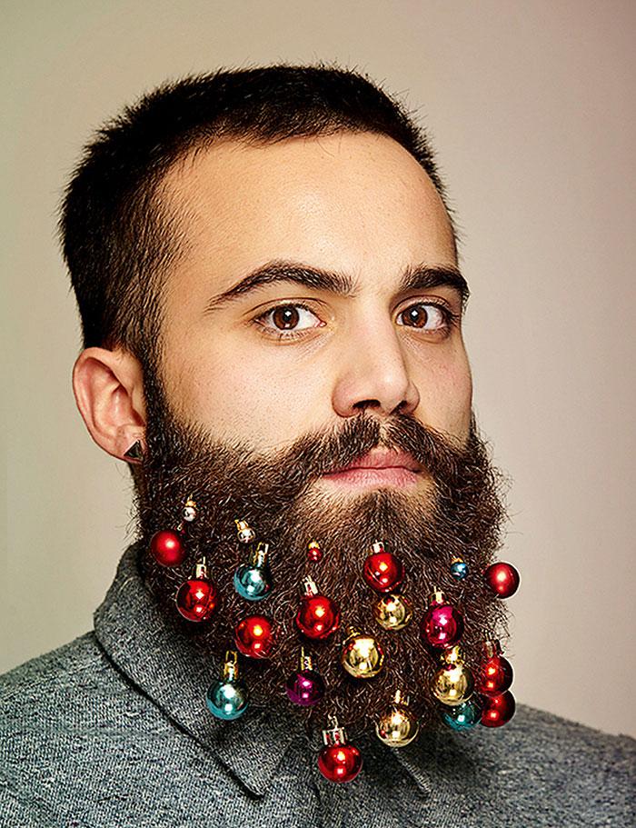 Une barbe à boule ?