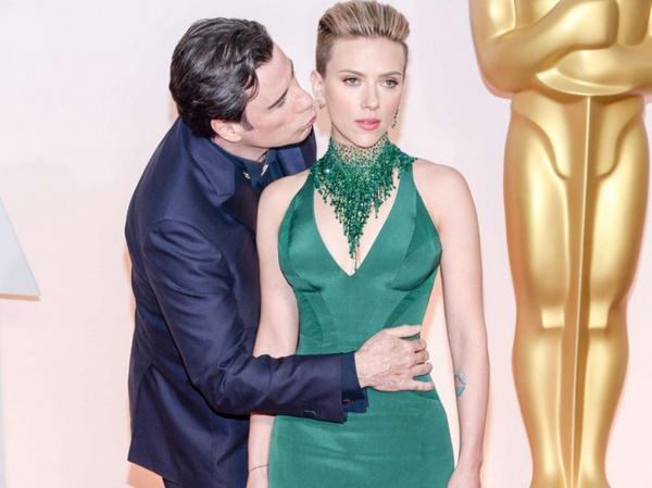 Et l'Oscar du pire baiser est attribué à ….