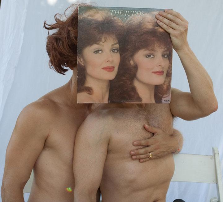 Portrait Vinyle