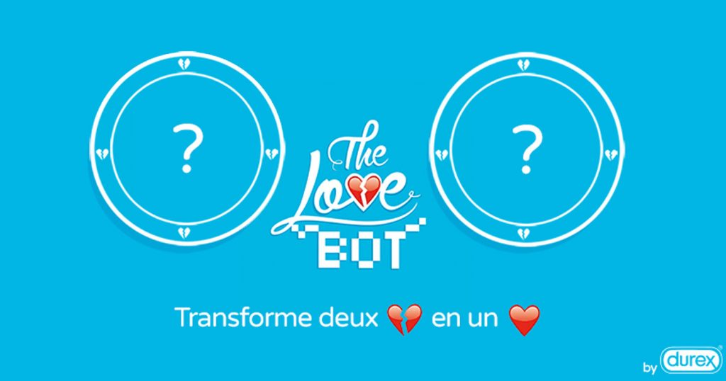 #The LoveBot Durex