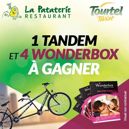 La Pataterie & Tourtel twist