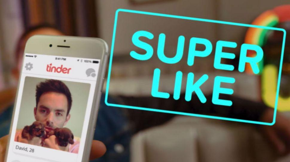 Super Like me on Tinder