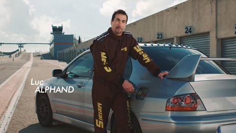 Luc Alphand de retour sur le circuit