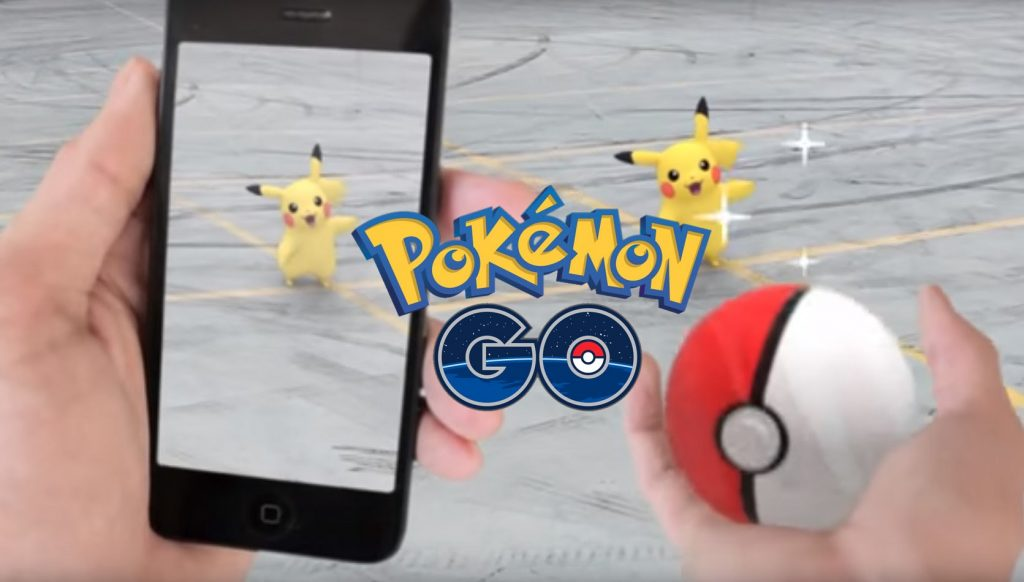 POKEMON GO débarque en France !
