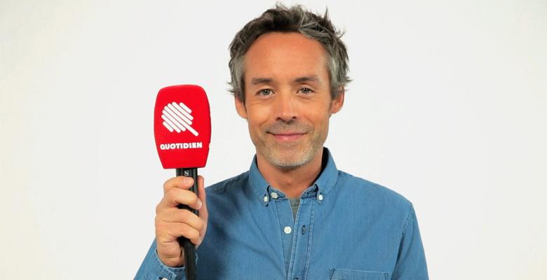 Yann Barthès, le carton plein de sa nouvelle émission « Quotidien »
