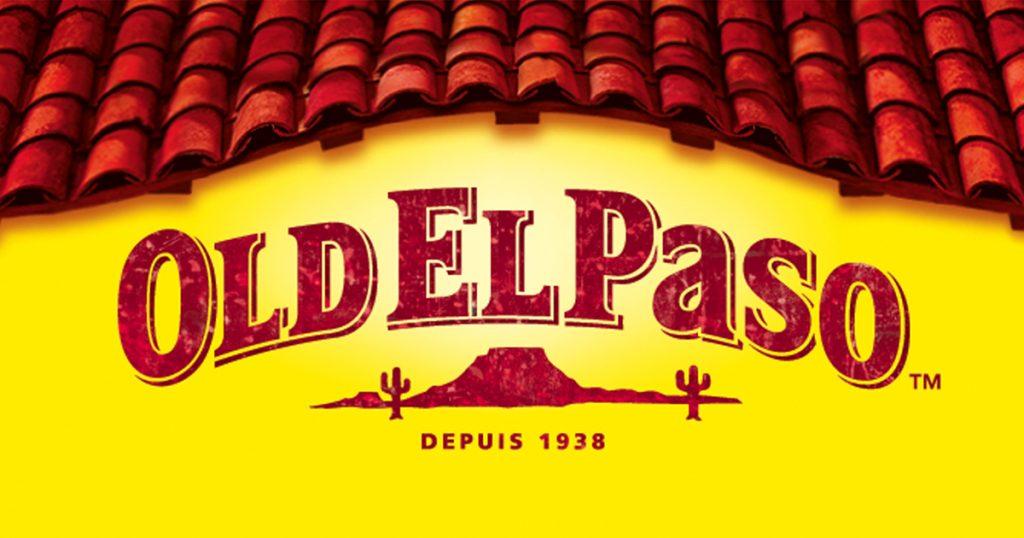Old El Paso a remis un ancien format au goût du jour